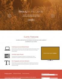 Template Joomla para Virtue Mart e Imagens Chimera 3.3
