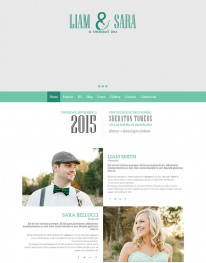 Template Joomla Epresas Institucionais JUX Wedding