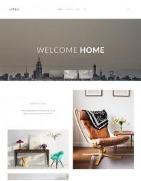 Template Joomla para Fotógrafos e Fotografias Lykka