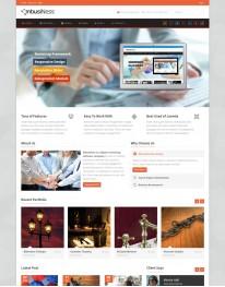 Template Joomla para Empresas e Corporações MbusiNess