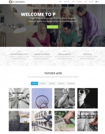 Template Joomla para Empresas e Corporações Pro Business