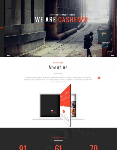 Template Joomla Empresa Institucional Cashemir 3.x