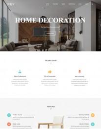 Template Joomla Arquitetura Decoração deKor 3.x