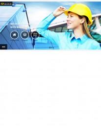 Template HTML5 Construtoras e Construção Civil Agile