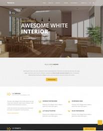Template HTML5 Moveis e Decoração, e Modernidade Anchro