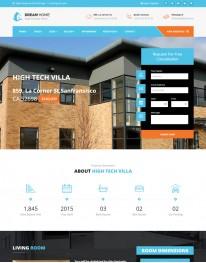 Template HTML5 Site para Moveis e Decoração Dreamhome