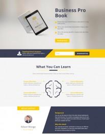 Template HTML5 Site Para Loja Virtual E-Commerce Ebook