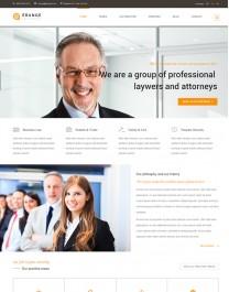 Template HTML5 Cursos, Faculdades e Treinamentos Erange