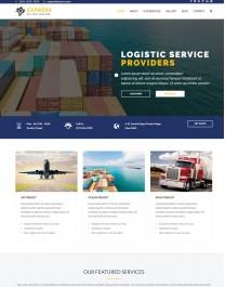 Template HTML5 Site Para Prestação de Serviços Express