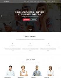 Template HTML5 Site Para E-Commerce, Lojas Virtuais Sonic