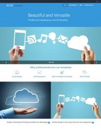 Template Joomla Web design Desenvolvedores de web Alasse 3.x