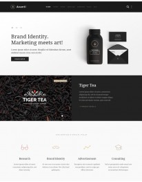 Template Joomla Sites Para Agência de Publicidade Avanti 3.x