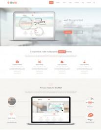 Template Joomla Web Design, Desenvolvedores de web Boxme 3.x