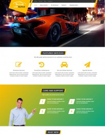 Template Joomla Oficinas e Concessionarias Car Repair 3.x