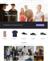 Template Joomla E-commerce, Virtue Mart One Pro 3.x