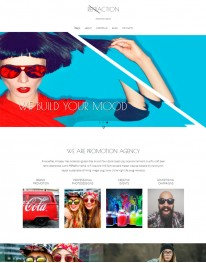 Template Joomla Moda Fashion Refraction 3.x