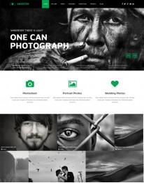 Template Joomla Fotos e Fotógrafos Shooter 3.x