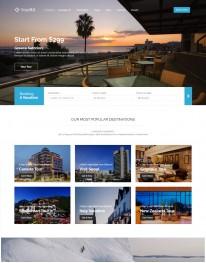 Template Joomla Viagem e Turismo TravelKit 3.x