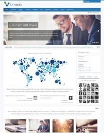 Template Joomla Empresas Tecnologia e Informatica Uneedo 3.x