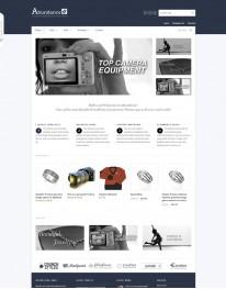 Tema Wordpress Moda e loja de acessórios Abundance