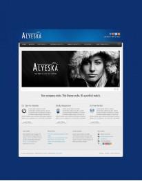 Tema Wordpress Blogs, Esportes e Negócios Alyeska
