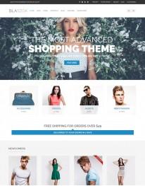 Tema Wordpress Blogs, Moda, Vendas e Acessórios Blaszok