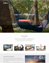 Tema Wordpress Hotéis, Viagens, Eventos e Turismo Bellevue