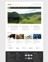 Tema Wordpress Fotógrafos, Fotografias e Imagens Centum