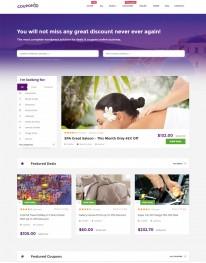 Tema Wordpress Vitue Mart, Acessórios diversos CouponXL