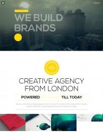Tema Wordpress Empresas, Negócios, Corporativo Dignity