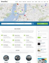 Tema Wordpress Agências de Turismo, Viagens Directory