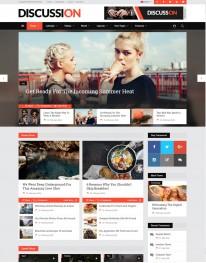 Tema Wordpress Blog, Noticias, Esportes, Atletas Discussion