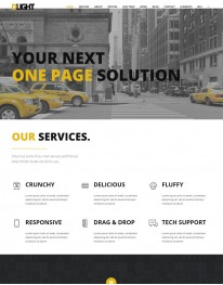 Tema Wordpress Empresas, Negócios, Corporativo D-Light
