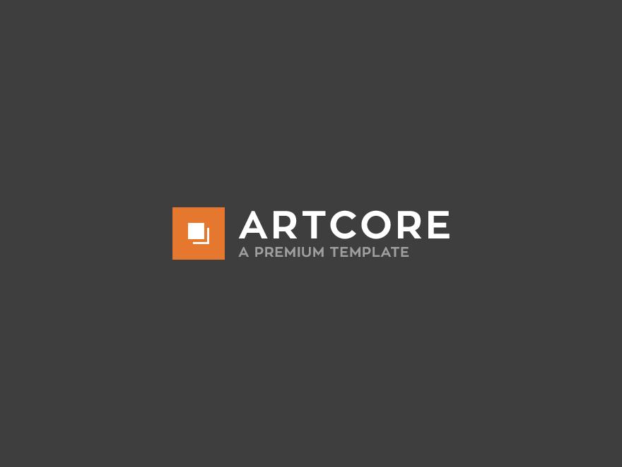 Wordpress Artcore