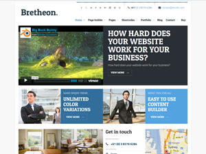 Wordpress Bretheon